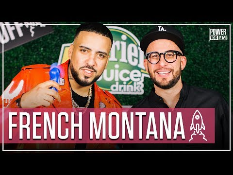French Montana On New  wCardi B & Post Malone Kim Kardashian Assisting Max B's Prison Release