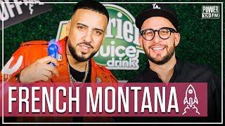 French Montana On New Music w/Cardi B & Post Malone, Kim Kardashian Assisting Max B's Prison Release