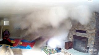 Watch This Brave Nanny Save Two Kids as Boiler Explodes