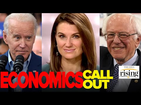 Krystal Ball: Bernie Calls Out Biden For Failed Economic Message