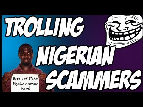 Trolling Nigerian Craigslist Scammers ! These Guys Piss Me Off!