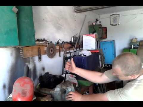 Тест на излом поковки из 40х13