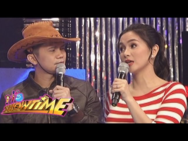 It's Showtime ToMiho: Vhong, Mariel give kilig tips to ToMiho