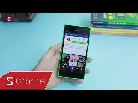 Schannel – Cài đặt ứng dụng Android lên Windows Phone : Đã trở thành hiện thực