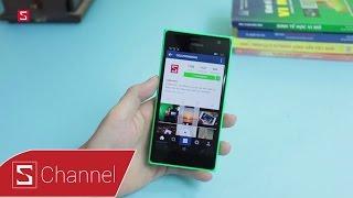Schannel - Cài đặt ứng dụng Android lên Windows Phone : Đã trở thành hiện thực