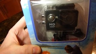 $18! The Best GoPro Knockoff!