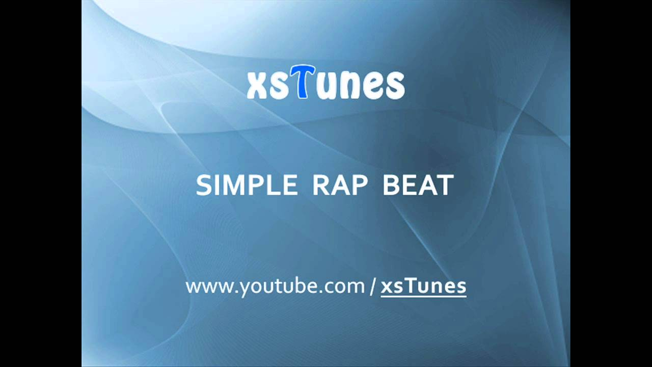 Simple Rap Beat [xsTunes] Background Music
