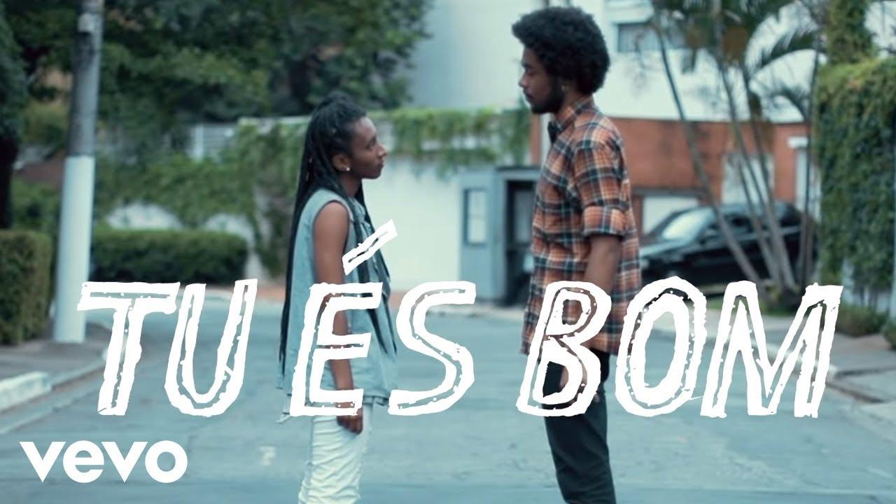 DJ PV - Tú és Bom ft. Julia Vitória (Lyric Video)