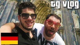 COLOGNE CATHEDRAL CLIMB!!! (Typical Gamer Vlog)