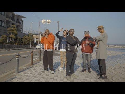Shinobi the MC, Epic, Rebel-El, Ces2 - Righteous Way