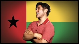 Flag/ Fan FRIDAY! Guinea Bissau +LUKE IS WATCHING! (Geography Now!)