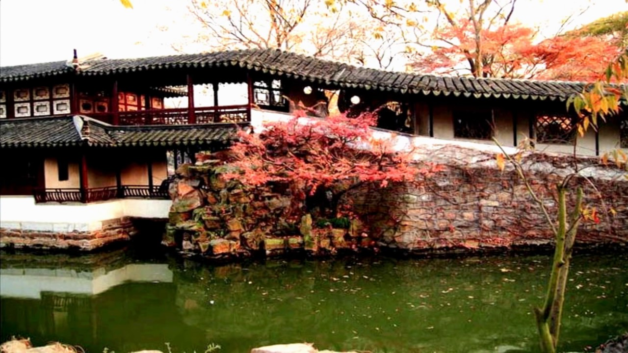 Suzhou Humble Administrator S Garden China Hd1080p Youtube