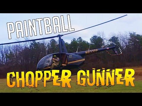 Paintball: Chopper Gunner! (Zero Hour Annihilation)