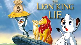 The Lion King Lie - Did Disney Steal The Lion King? (Simba vs Kimba The White Lion)