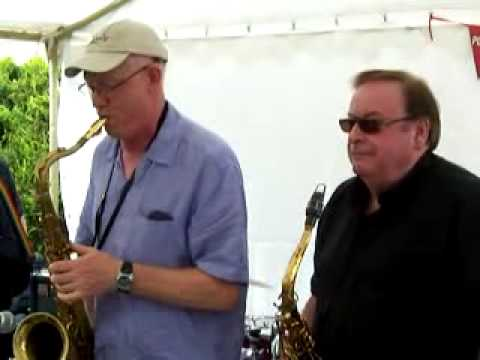 The Old Horns Band - Aston Cantlow 2008