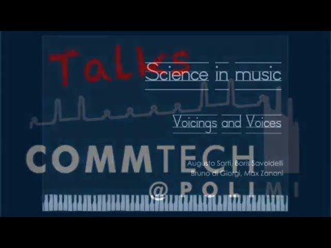 Science in Music - Voicings and Voices
