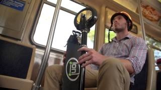 Most practical and affordable electric scooter -- Glion Electric Scooter f.k.a. Ion SmartScooter