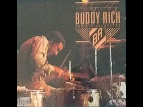 Buddy Rich – Spring Can Really Hang You Up The Most mp3