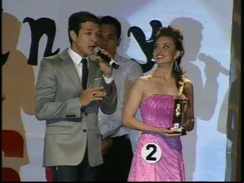 Jericho Rosales   Sings To The Candidates Of The  Miss Philippines-Australia 2009 Pageant