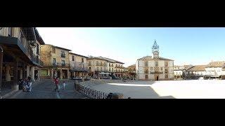 Riaza con encanto (Segovia)