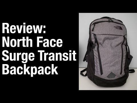 The North Face Surge Transit Backpack Review