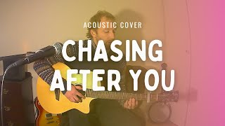 Chasing After You - Ryan Hurd, Maren Morris Acoustic Cover By Mark Tobin