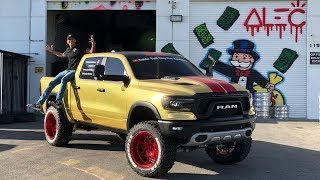 big-news-my-ram-rebel-gets-new-gold-forgiato-caps