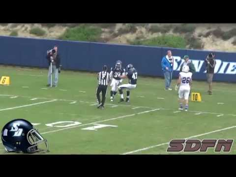 USD Toreros RB Joe Ferguson Highlights (2012-13)