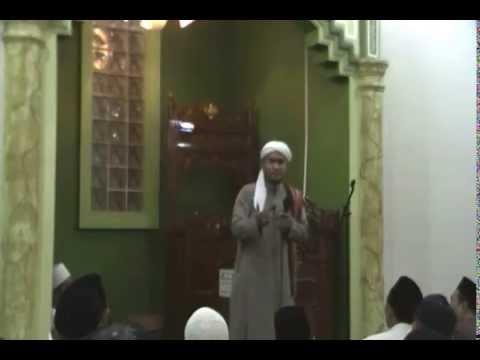 Ceramah Habib Novel dalam Peringatan Maulid Nabi, di Pe ...