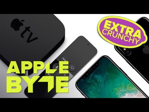 The 4K Apple TV is coming alongside the iPhone 8 (Apple Byte Extra Crunchy, Ep. 97)
