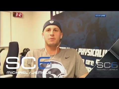 Jared Goff reflects on Thursday Night Football win over 49ers | SC6 | ESPN