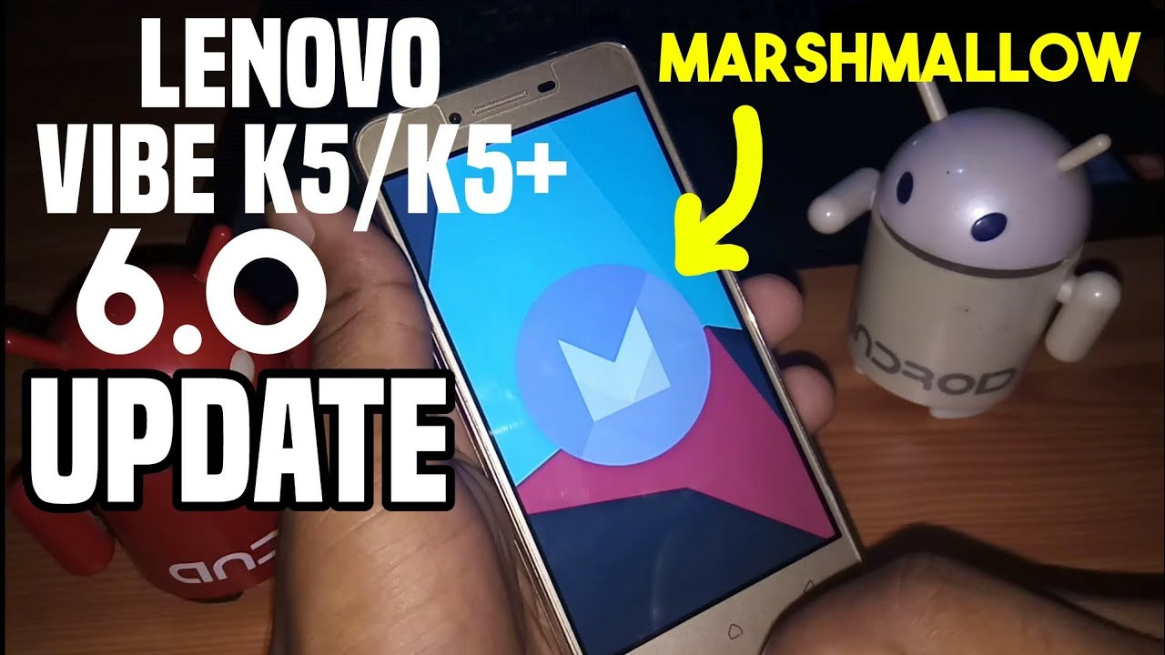 Lenovo Vibe K5 Software Update Videos - Waoweo