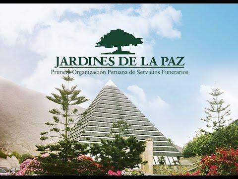 jardines de la paz v deo institucional 2014 youtube