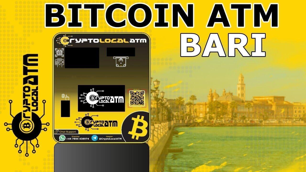 bitcoin locations vicino a me