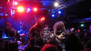 Hatesphere live 2014 - The Sickness within (HD)