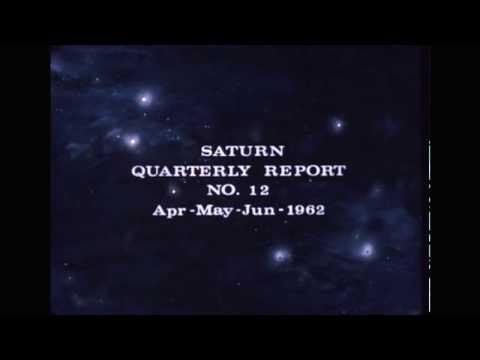 Saturn Quarterly Film Report Number Twelve - June 1962 (archival film)