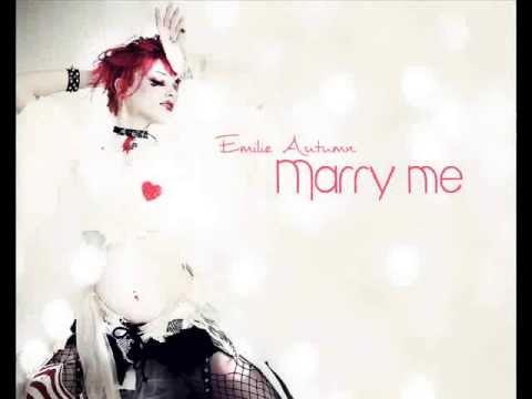 Emilie Autumn - Marry me (Traducida español)