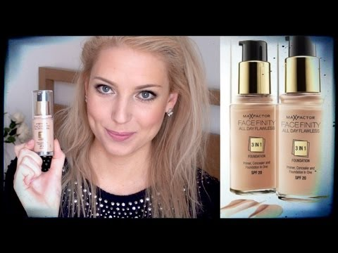 max factor face infinity 3 in 1 foundation