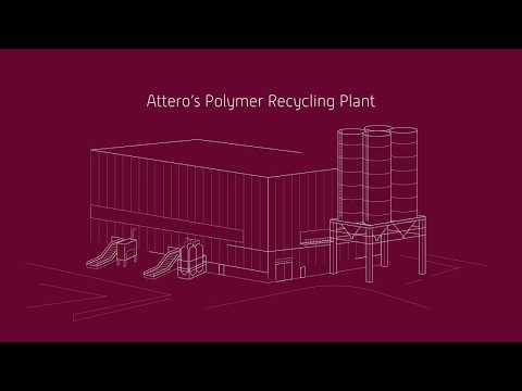 Attero's Polymer  Recycling Plant In Wijster