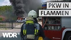 Kleinbus im Vollbrand | Feuer & Flamme | Staffel 3 | WDR