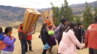 fiesta patronal virgen del carmen toril vilcashuaman ayacucho 2013 parte 5