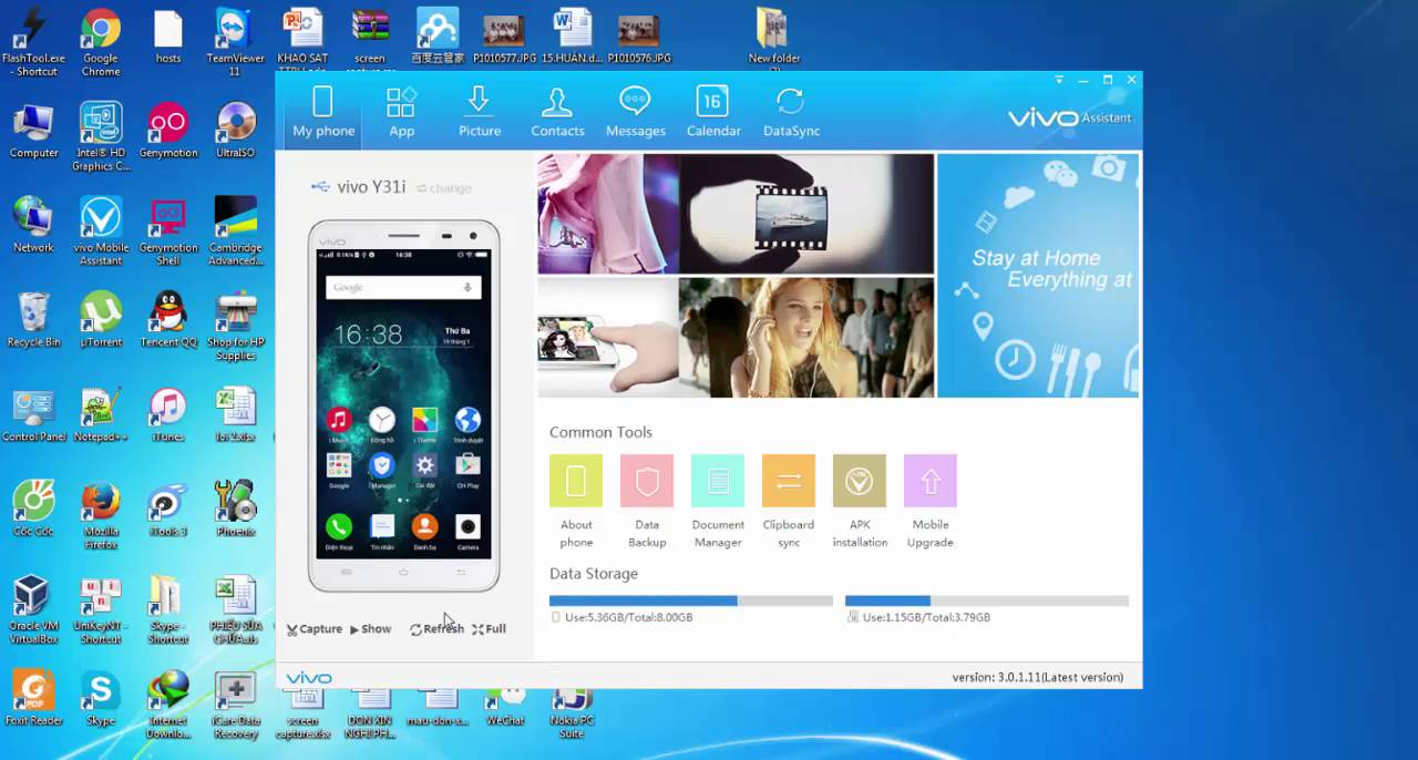 write imei vivo smartphone by AFT tool - đt dđ