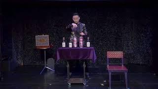 【我也要一瓶酒啦~ A lot of Wine magic trick】互動魔術表演 尾牙表演推薦 VIP之夜晚宴表演 婚宴表演 記者會客製化表演 中英雙語魔術主持人 復古中國風 激勵夢想演講