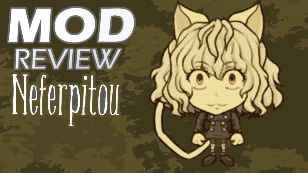 NEFERPITOU (Hunter x Hunter) | Mod Review Don't Starve Together