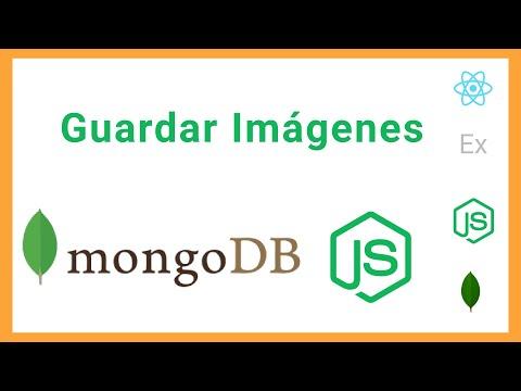 Fullstack javascript MERN tutorial - como guardar imagen en mongodb thumbnail