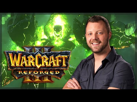 Warcraft 3 REFORGED: Interview w. Pete Stilwell, Senior Producer - New Feature Revealed!