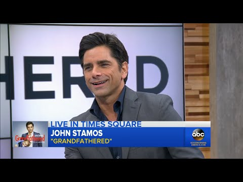 John Stamos Talks 'Fuller House', Nude Photoshoot, and 'Grandfathered'