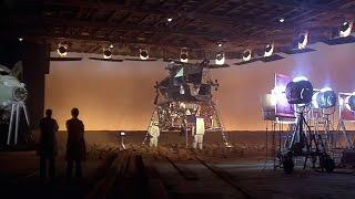 Нечто странное случилось по пути на Луну (