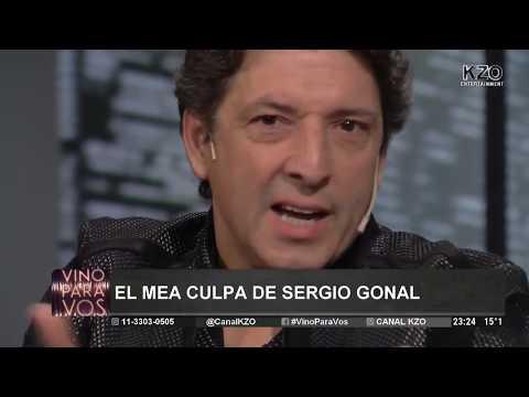 Sergio Gonal se quebró al hablar de su hijo Lucas, quien padece Síndrome de Asperger