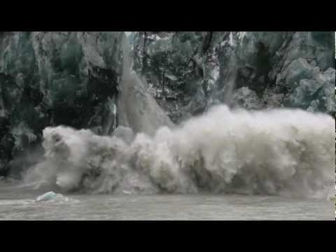 River vs Glacier
